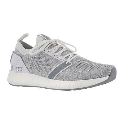 Mns NRGY Neko wht/qry slip on sneaker