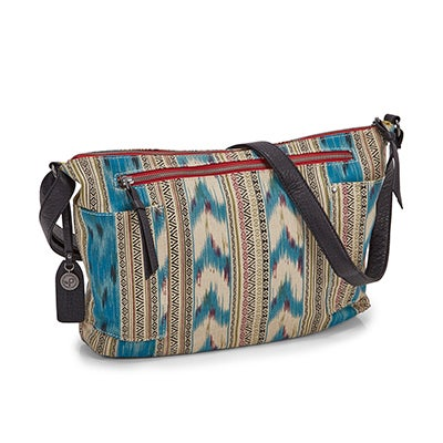 Lds Walk This Way oasis cross body bag