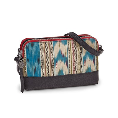Lds Hands Off oasis crossbody bag