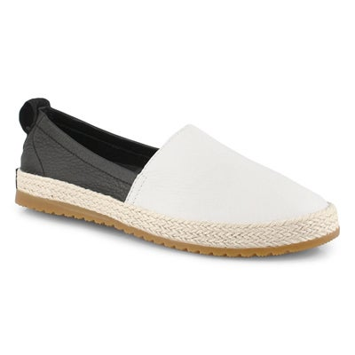 Lds Ella Jute sea salt casual slip on