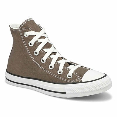 Converse Women's CHUCK TAYLOR CORE HI grey sneakers