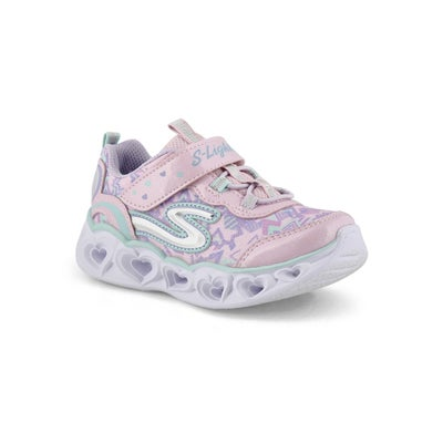 Infs-g Heart Lights pnk/multi sneakers
