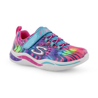 Grls Power Petals multi sneaker