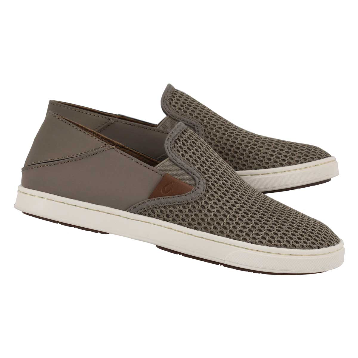 Lds Pehuea clay slip on casual shoe