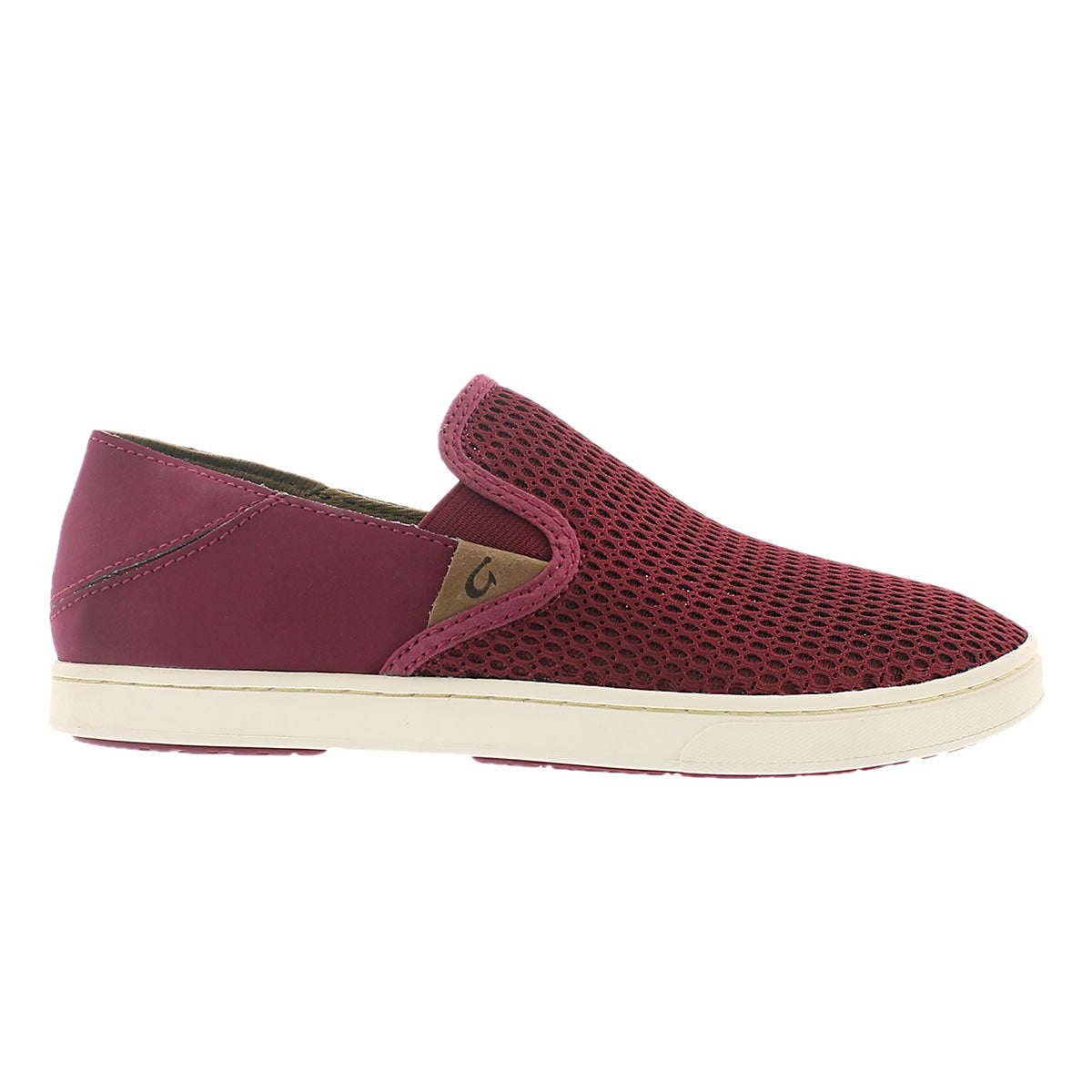 Lds Pehuea pokeberry slip on casual shoe