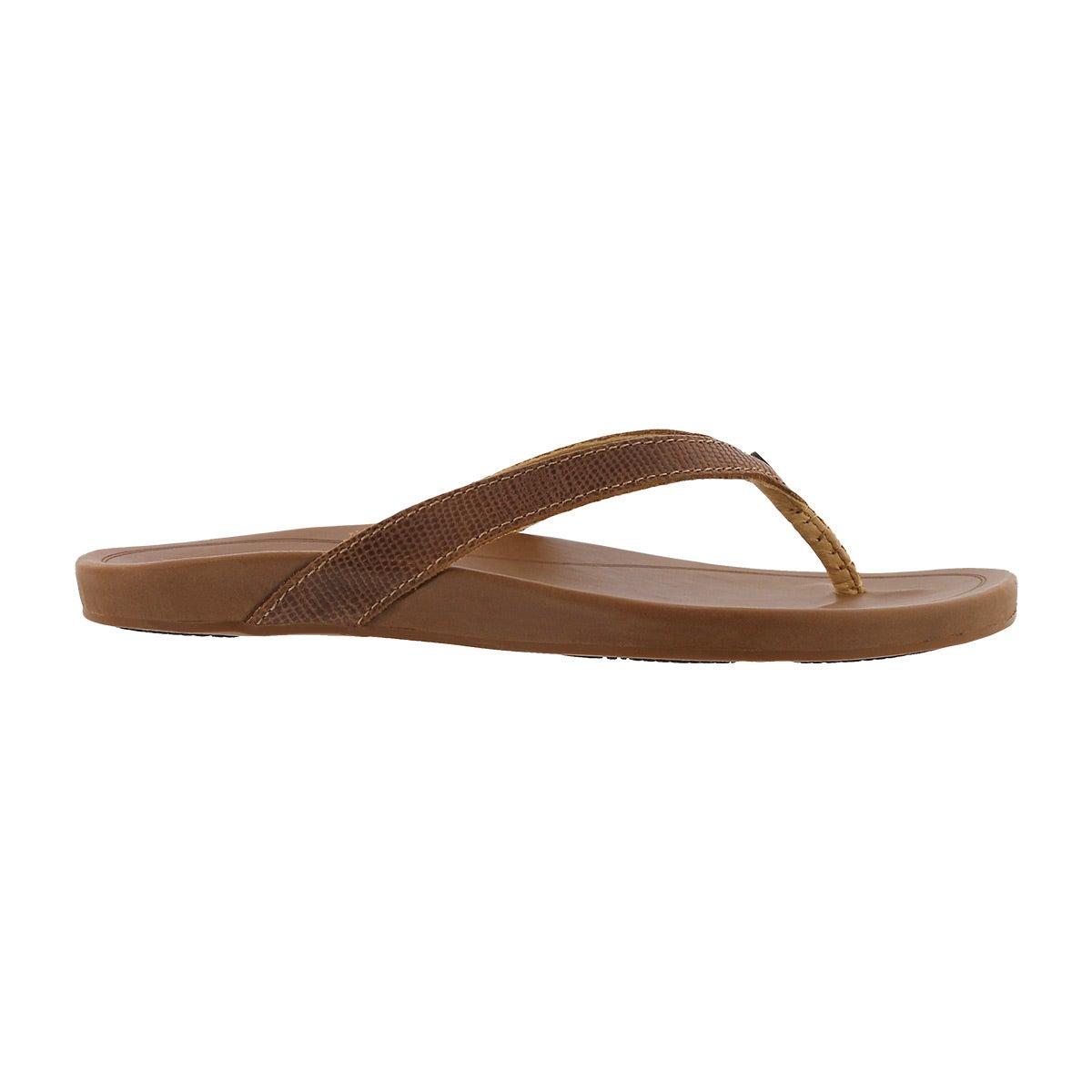 Lds Hi'ona tan thong sandal