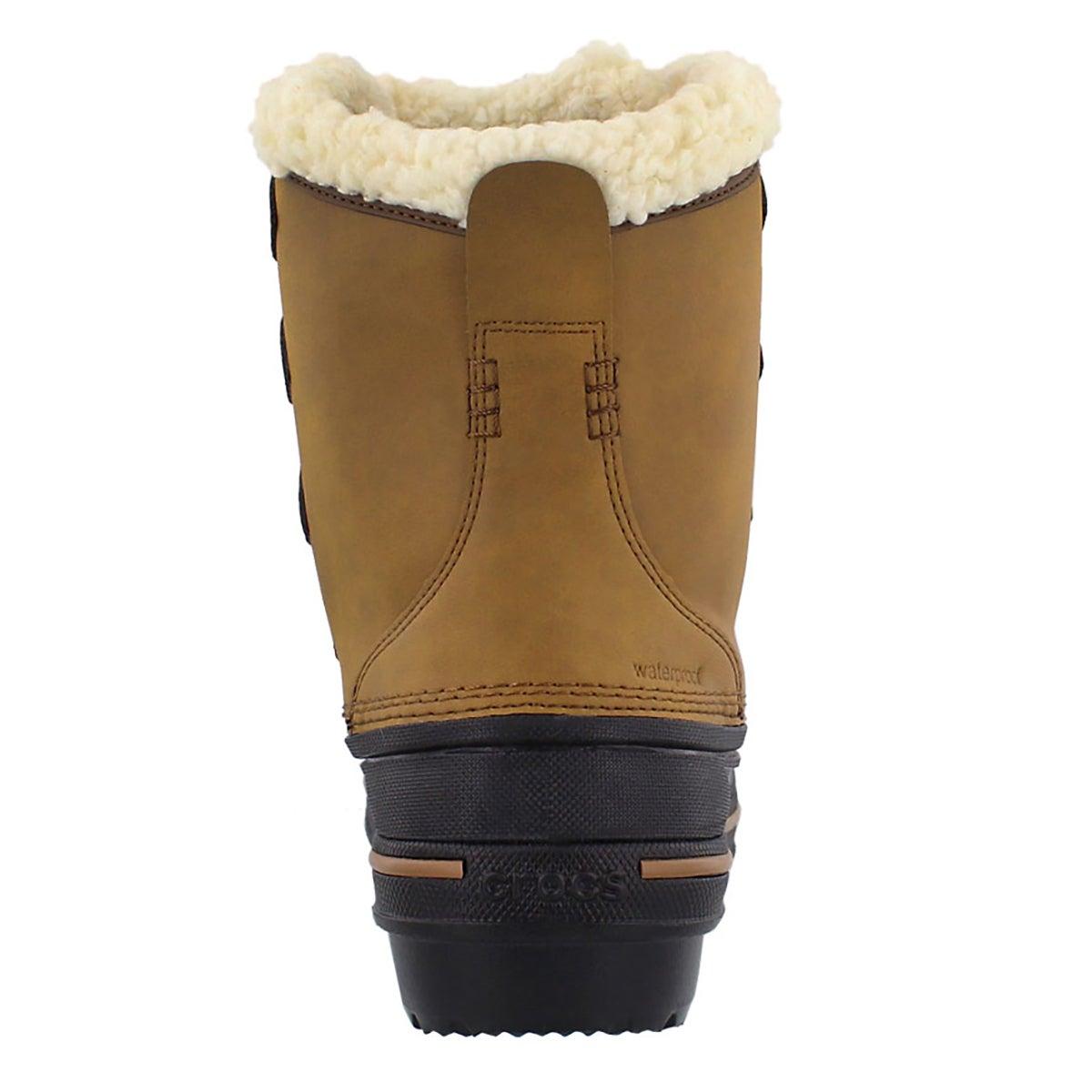 Lds All Cast II wheat winter boot