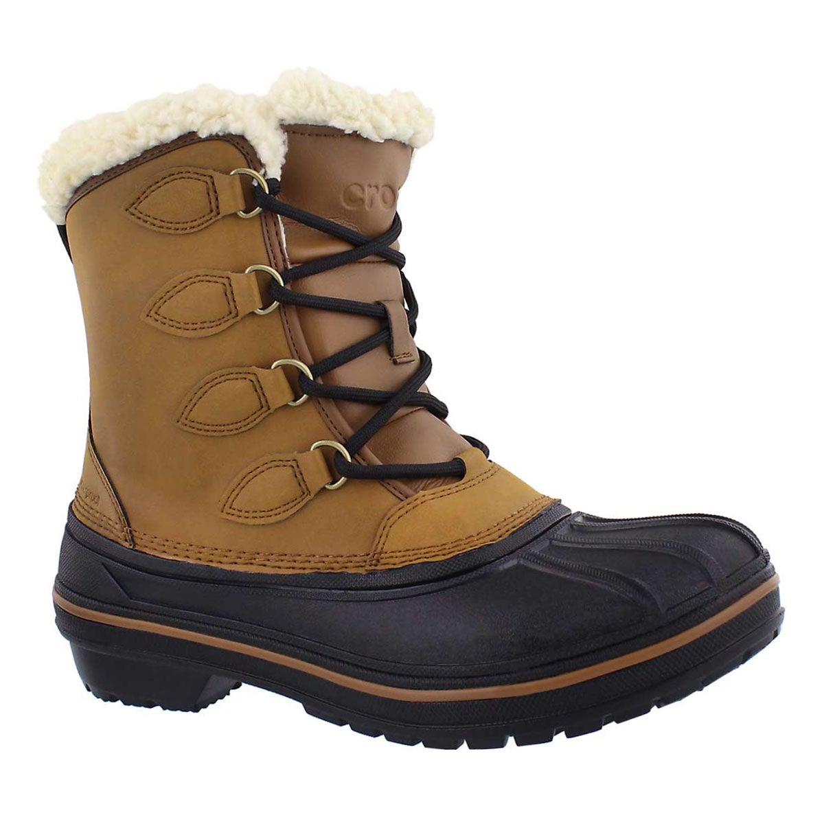 Women's ALL CAST II wheat winter boots
