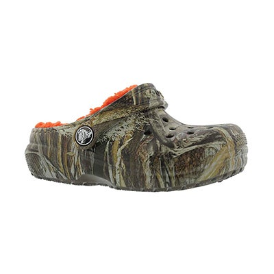Bys Classic Max5 Lined realtree clog