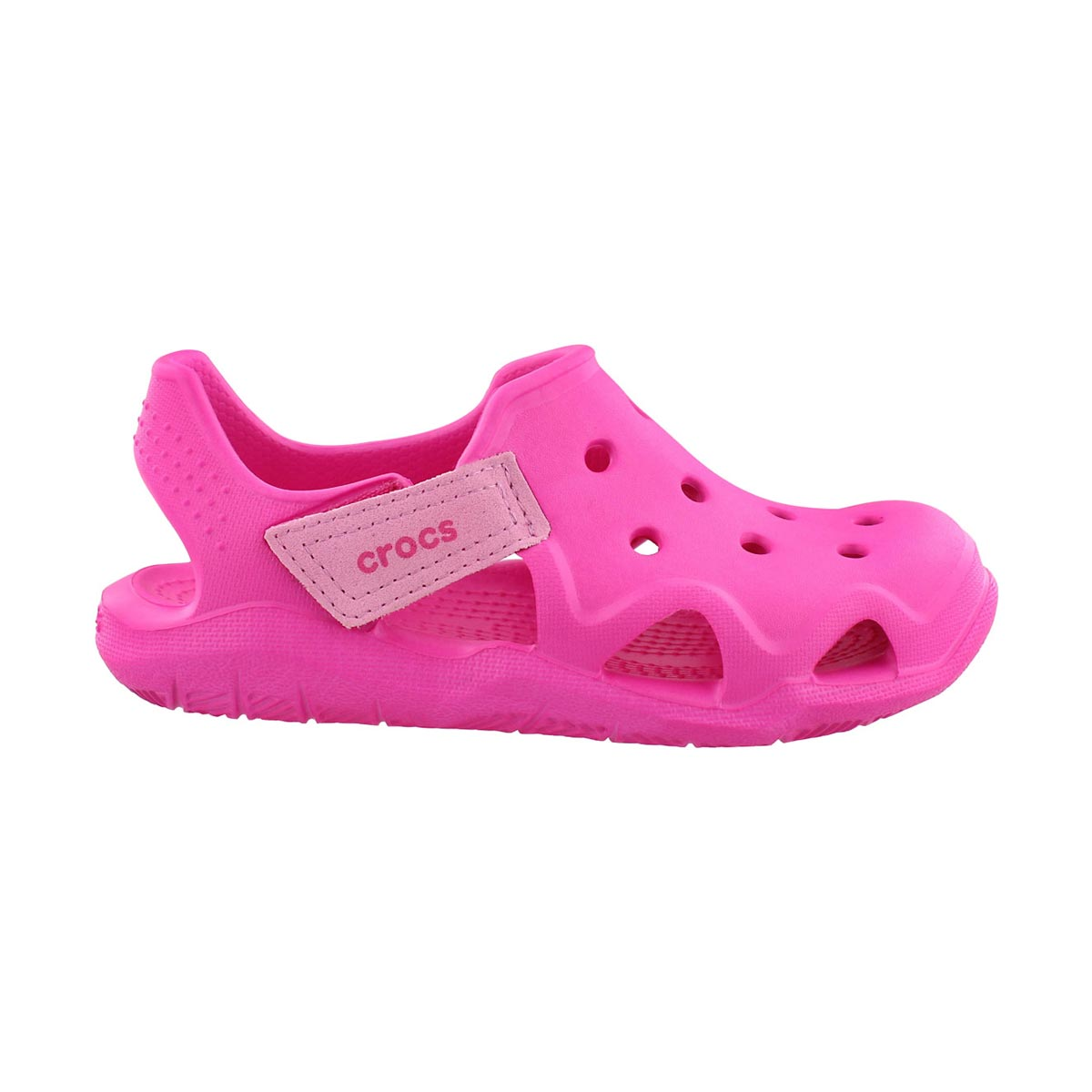 Grls Swiftwater Wave pink casual sandal