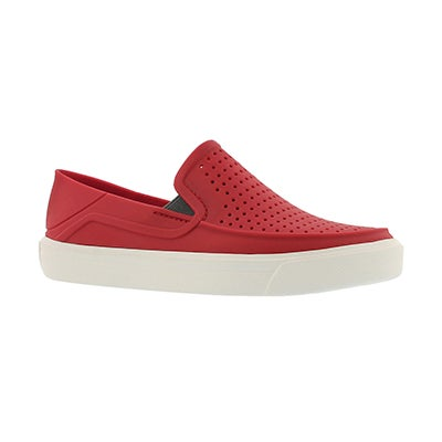 Bys CitiLane Roka pepper slip on
