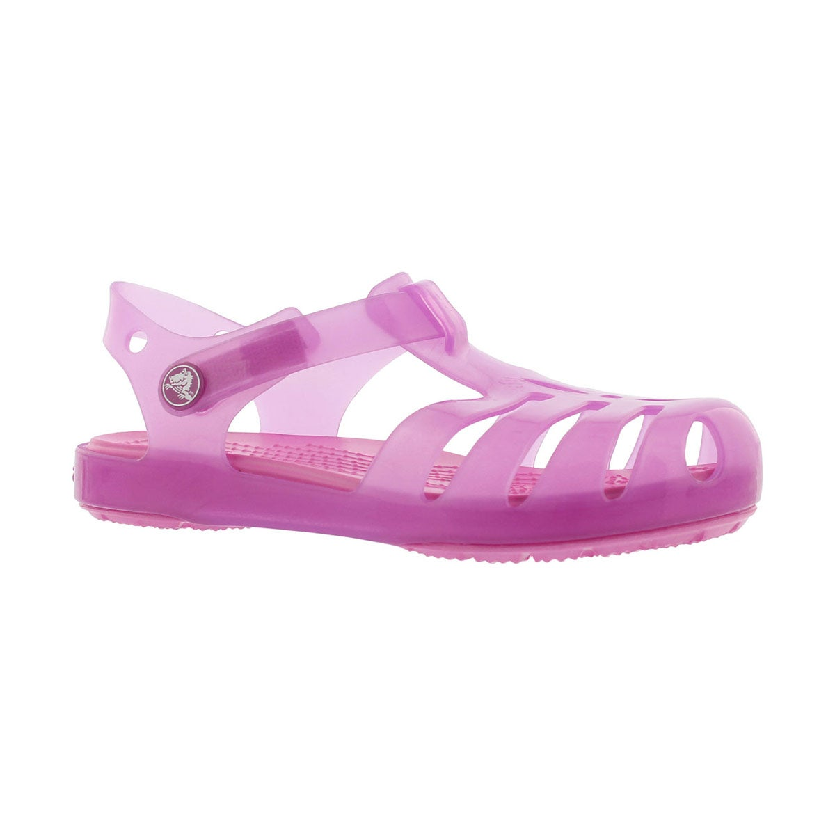 Girls' ISABELLA wild orchid casual sandals