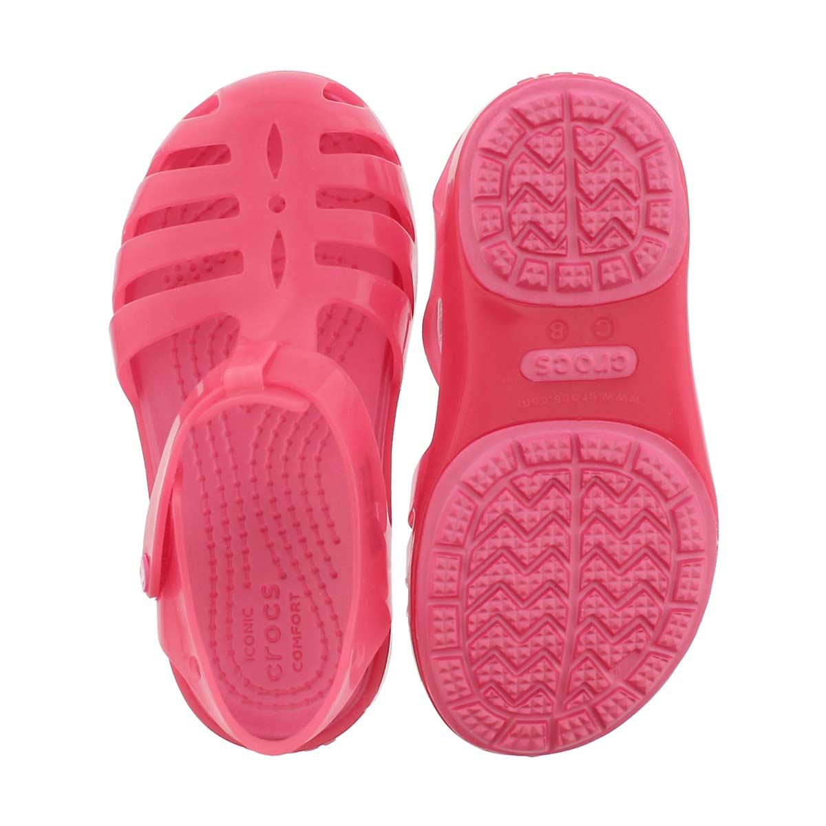 Grls Isabella paradise pnk casual sandal