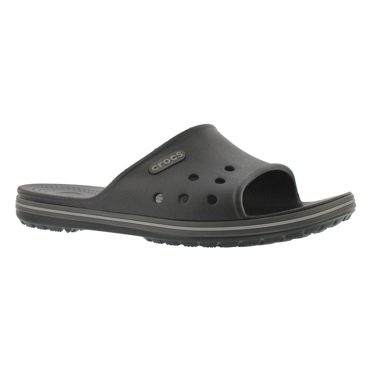 Men's CROCBAND II black/graphite sandals
