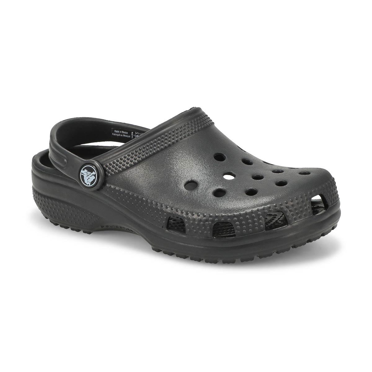 Kds Classic black  EVA comfort clog