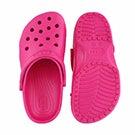 Girls' CLASSIC candy pink EVA comfort clogs