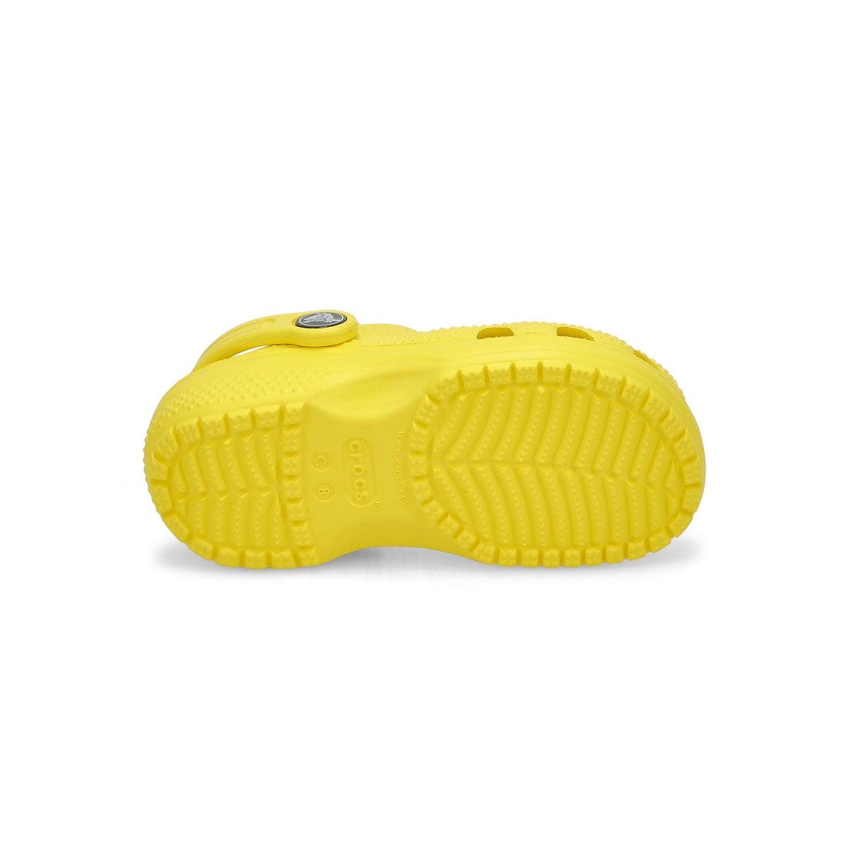 Infs Classic lemon EVA comfort clog