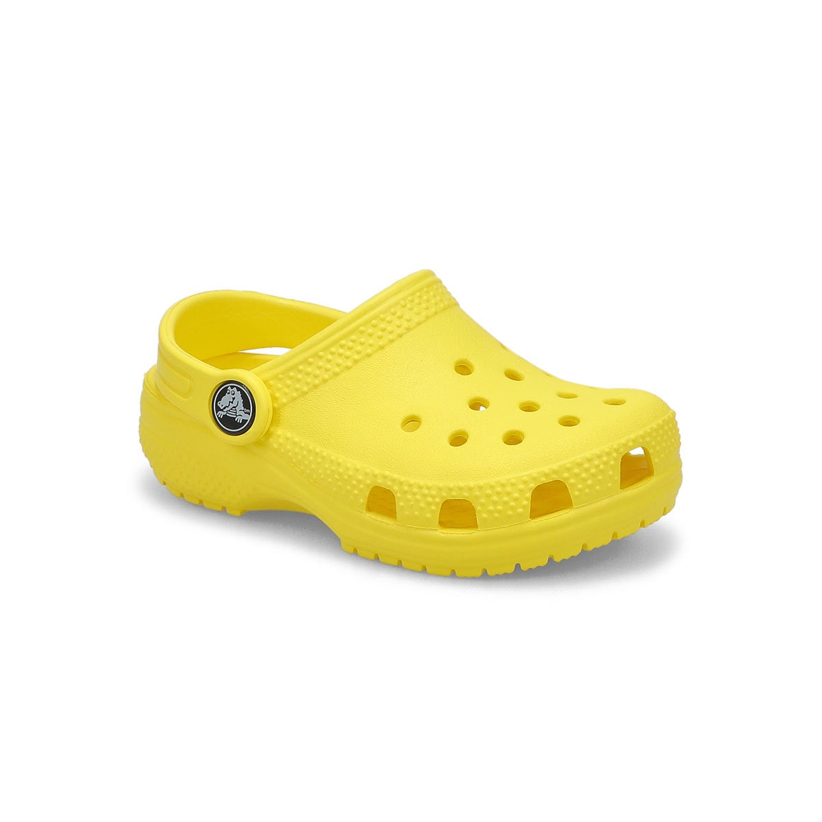 Infants CLASSIC lemon EVA comfort clog