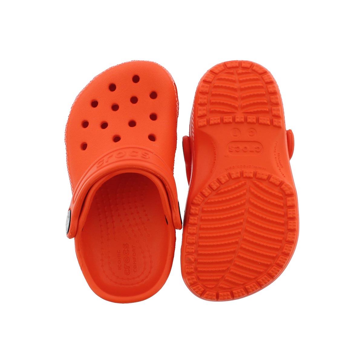 Infs Classic tangerine EVA comfort clog