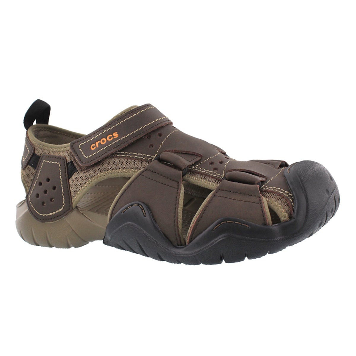 Men's SWIFTWATER LEATHER esp fisherman sandals