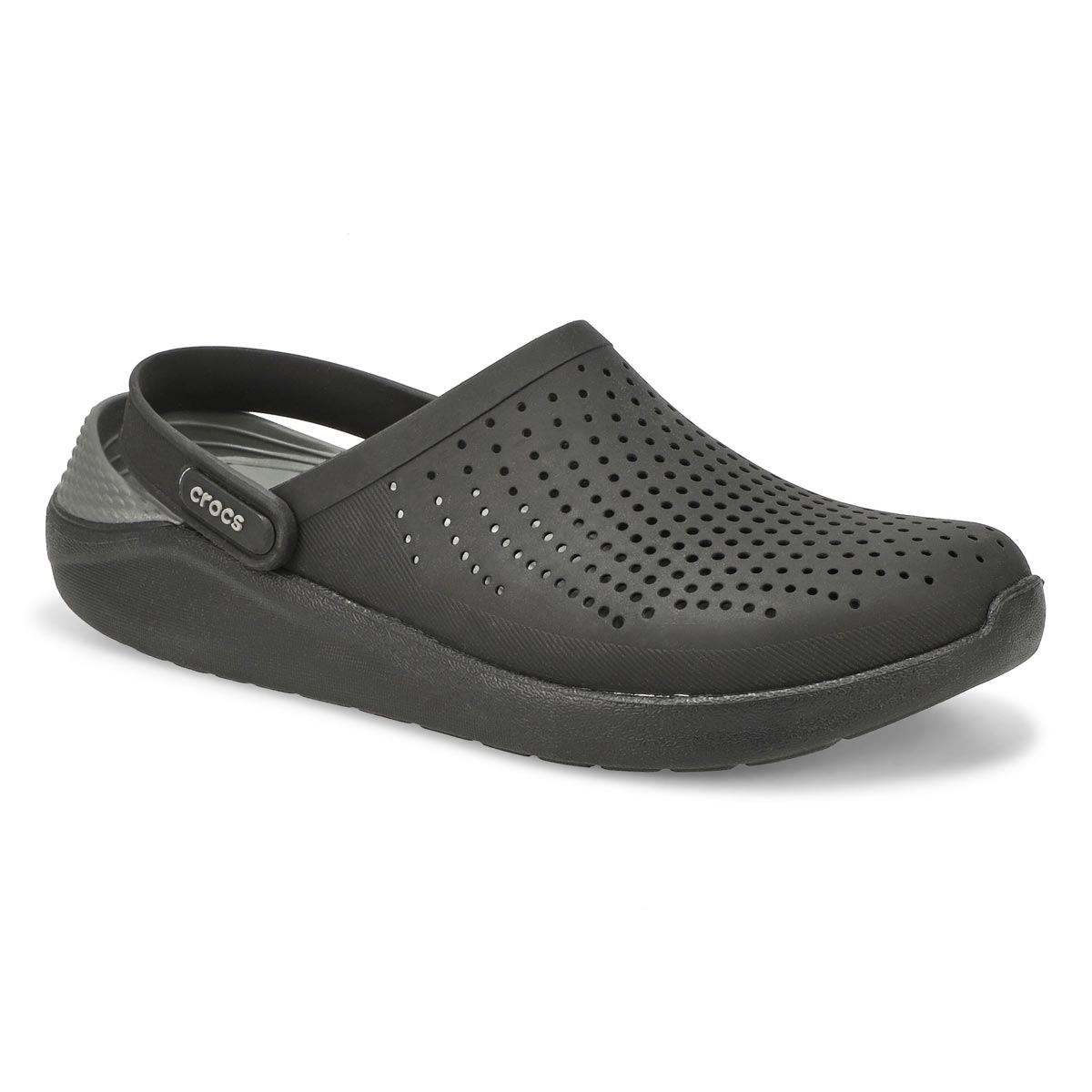 Men's LITERIDE black/slate clogs