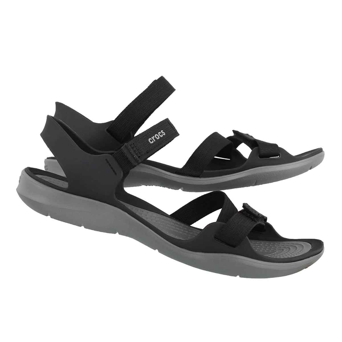 Lds Swiftwater Webbing black sport sndl