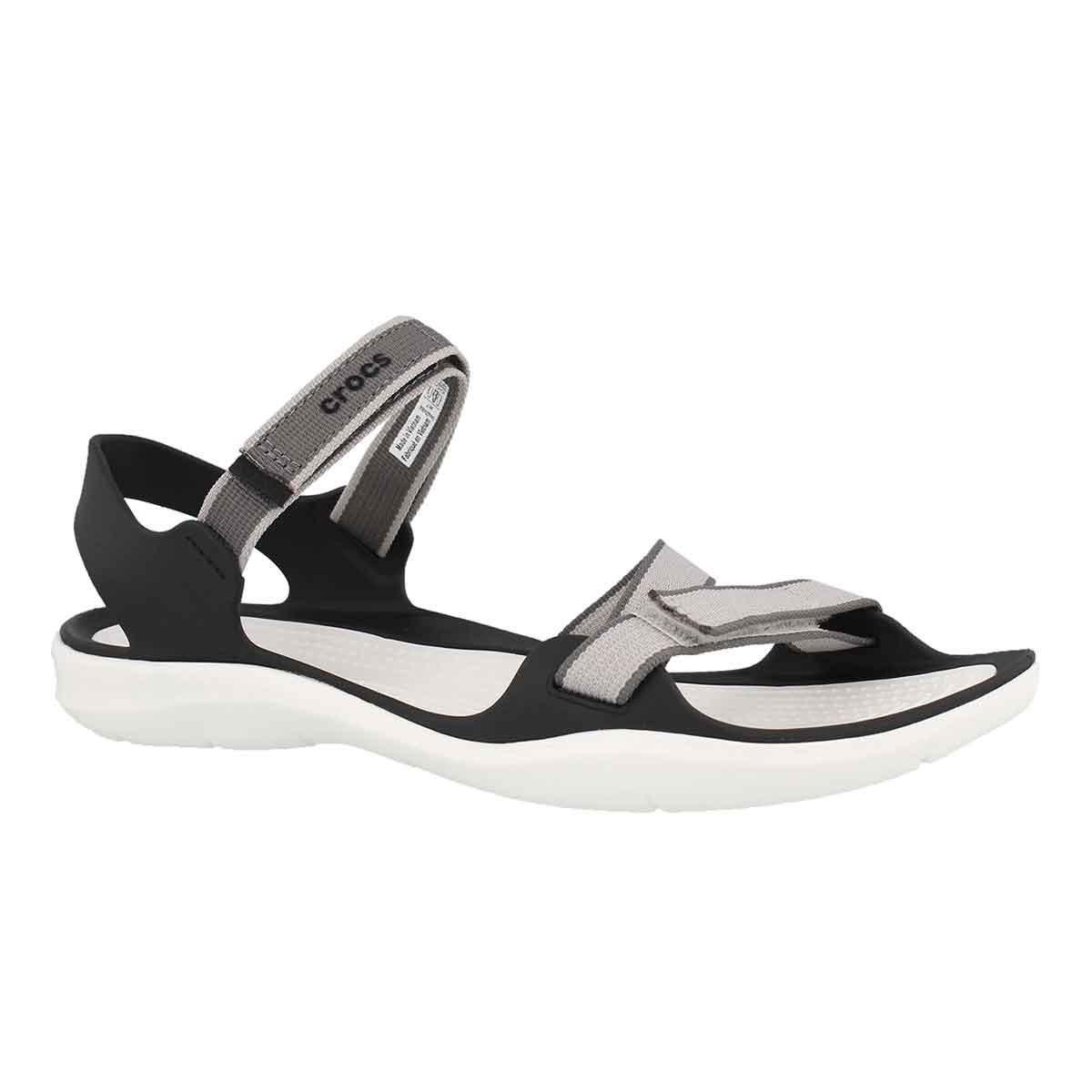 Women's SWIFTWATER WEBBING pearl white sandals