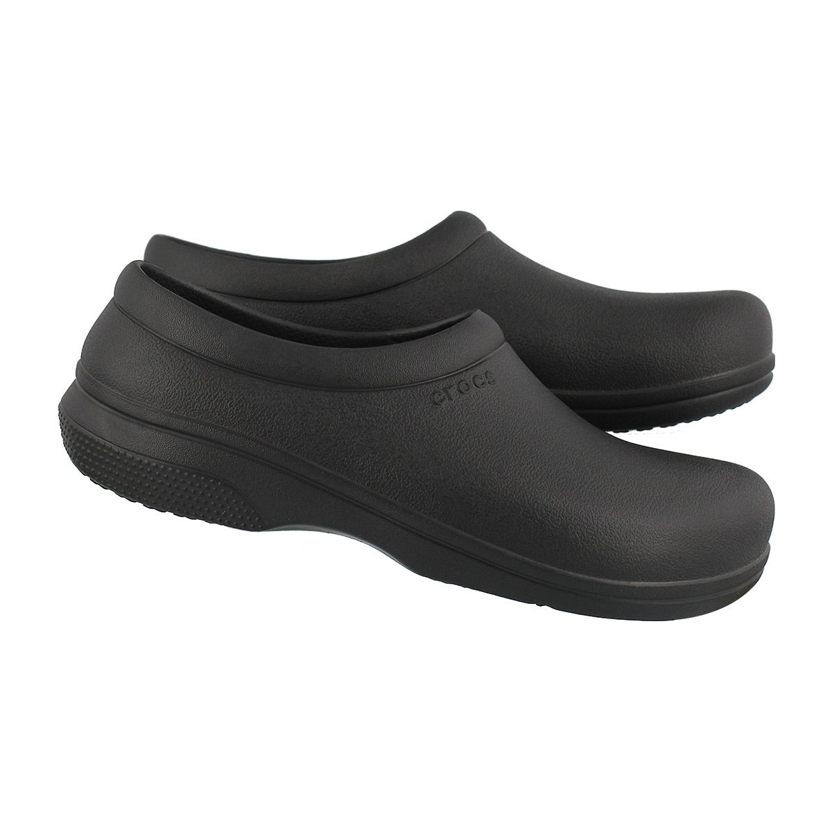 Lds On-The-Clock Work bk slip on clogs