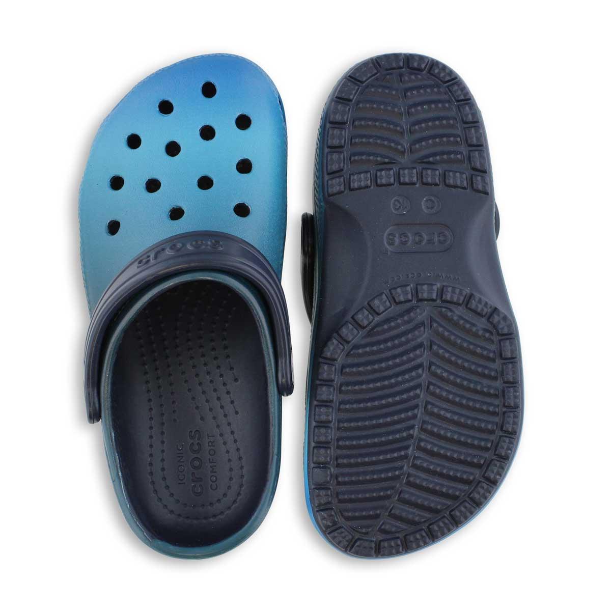 Kds Classic Ombre blue EVA comfort clog
