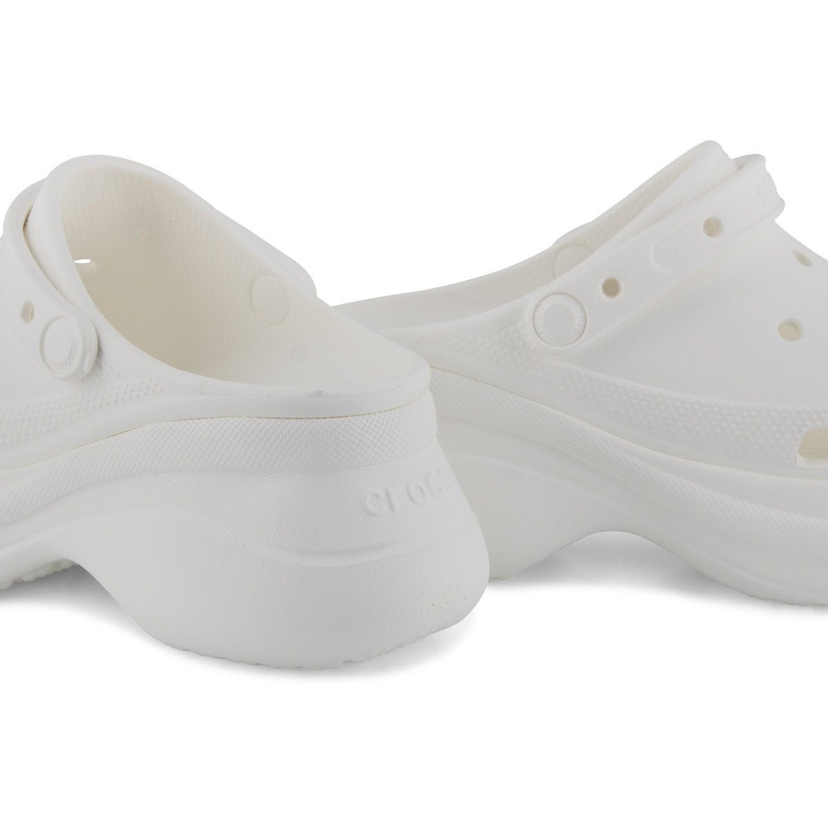 Lds Classic Bae white clog