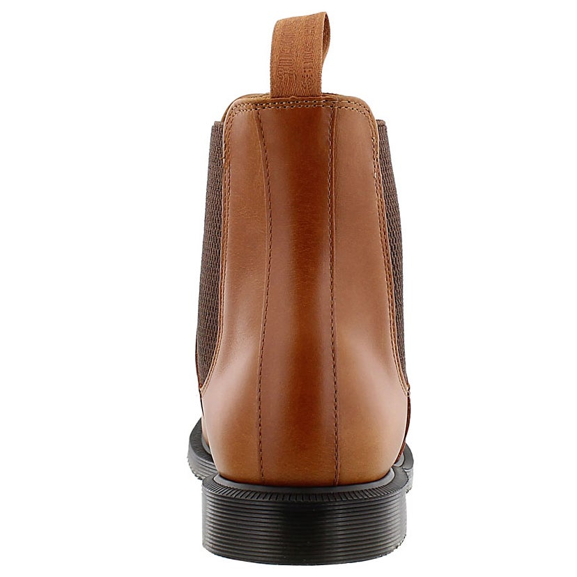Lds Flora oak pull on chelsea boot