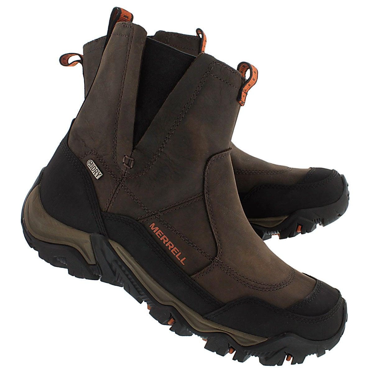 Mns Polarand Rove Pull brn wtrpf boot
