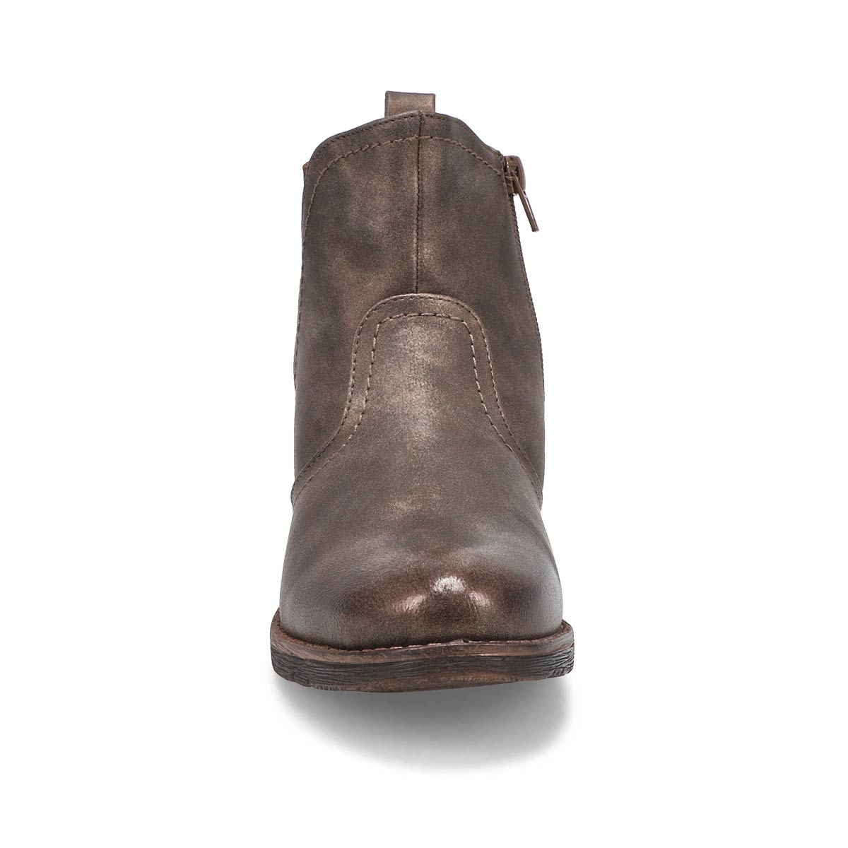 Lds Wendy 06 brown chelsea boot