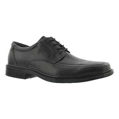Bostonian Men's ESPRESSO black leather dress shoes