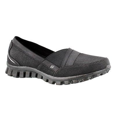 Skechers Flâneurs de marche FASCINATION, noir/noir, femmes