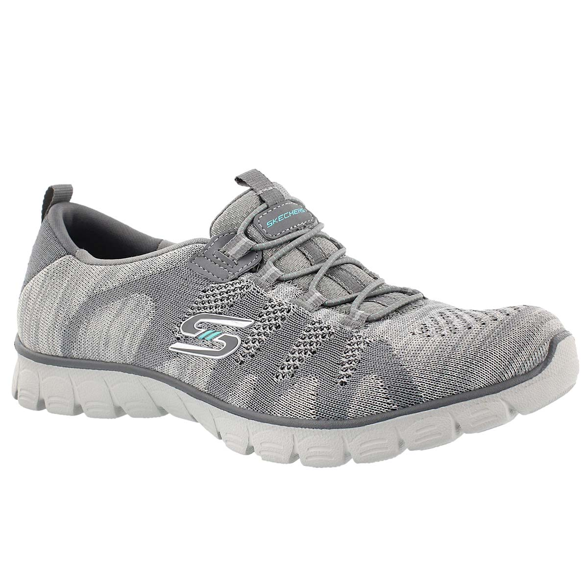 Lds Take-The-Lead grey sneaker