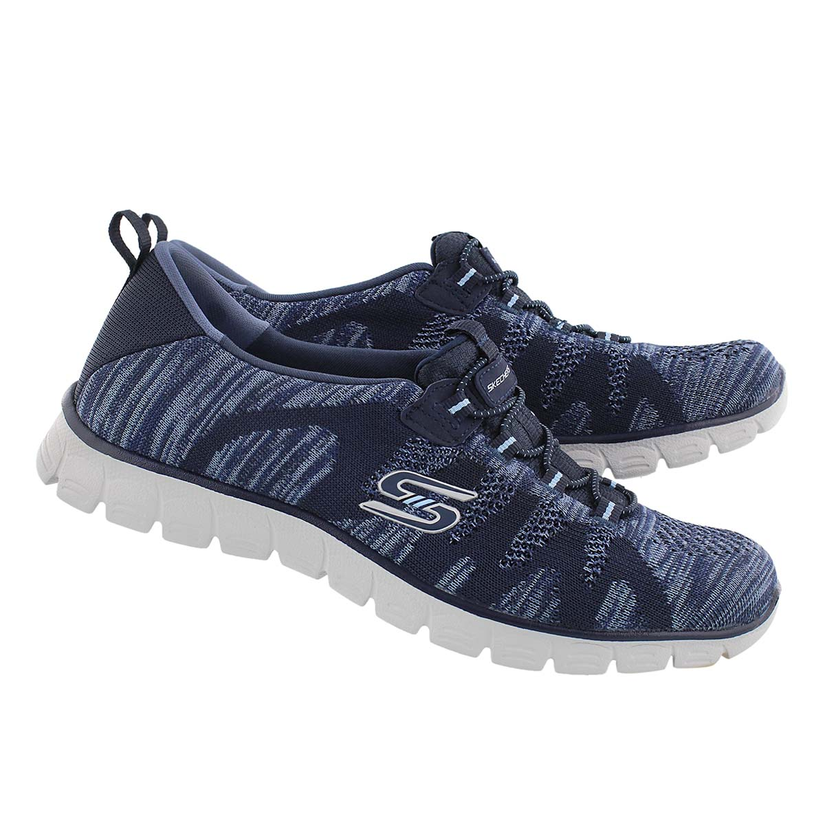 Lds Take-The-Lead navy sneaker