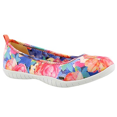 Skechers Women's SWEET BOUQUET multi ballerina flats