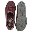 Lds Breathe-Easy burg slip on sneaker
