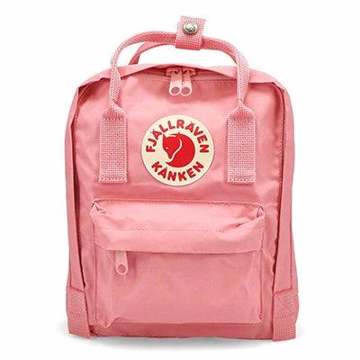 Fjallraven Kanken Mini pink backpack