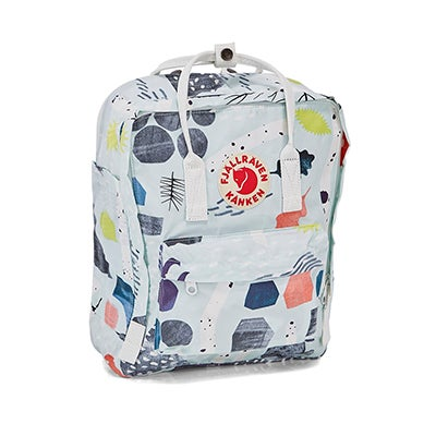 Fjallraven Kanken Art forest backpack
