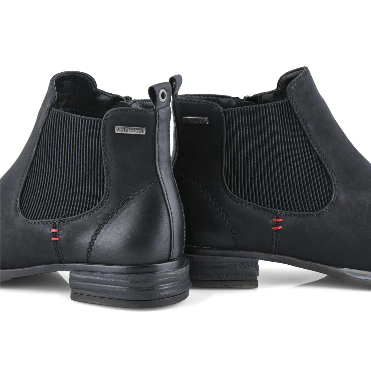 Lds Venus 37 black chelsea boot