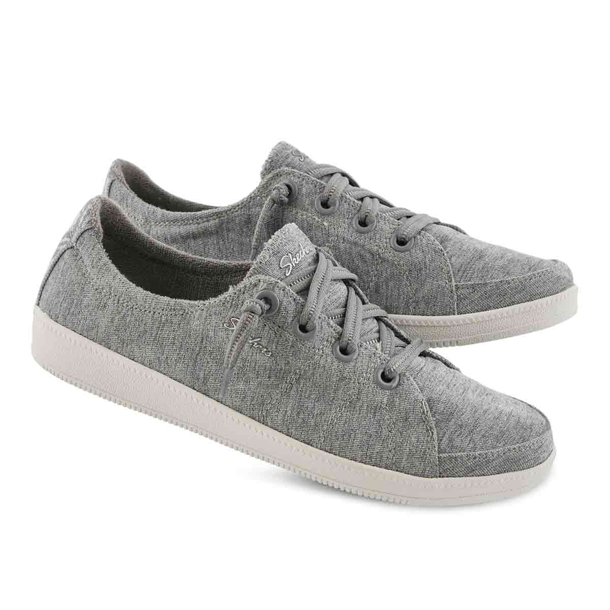 Lds Madison Ave Inner City grey slip on