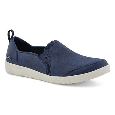 Lds Madison Ave City Soul navy slip on