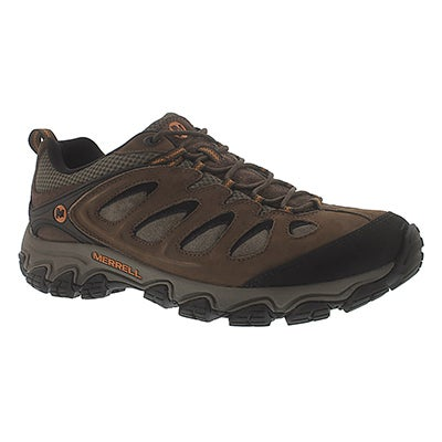 Merrell Men's PULSATE brown casual hiking shoes