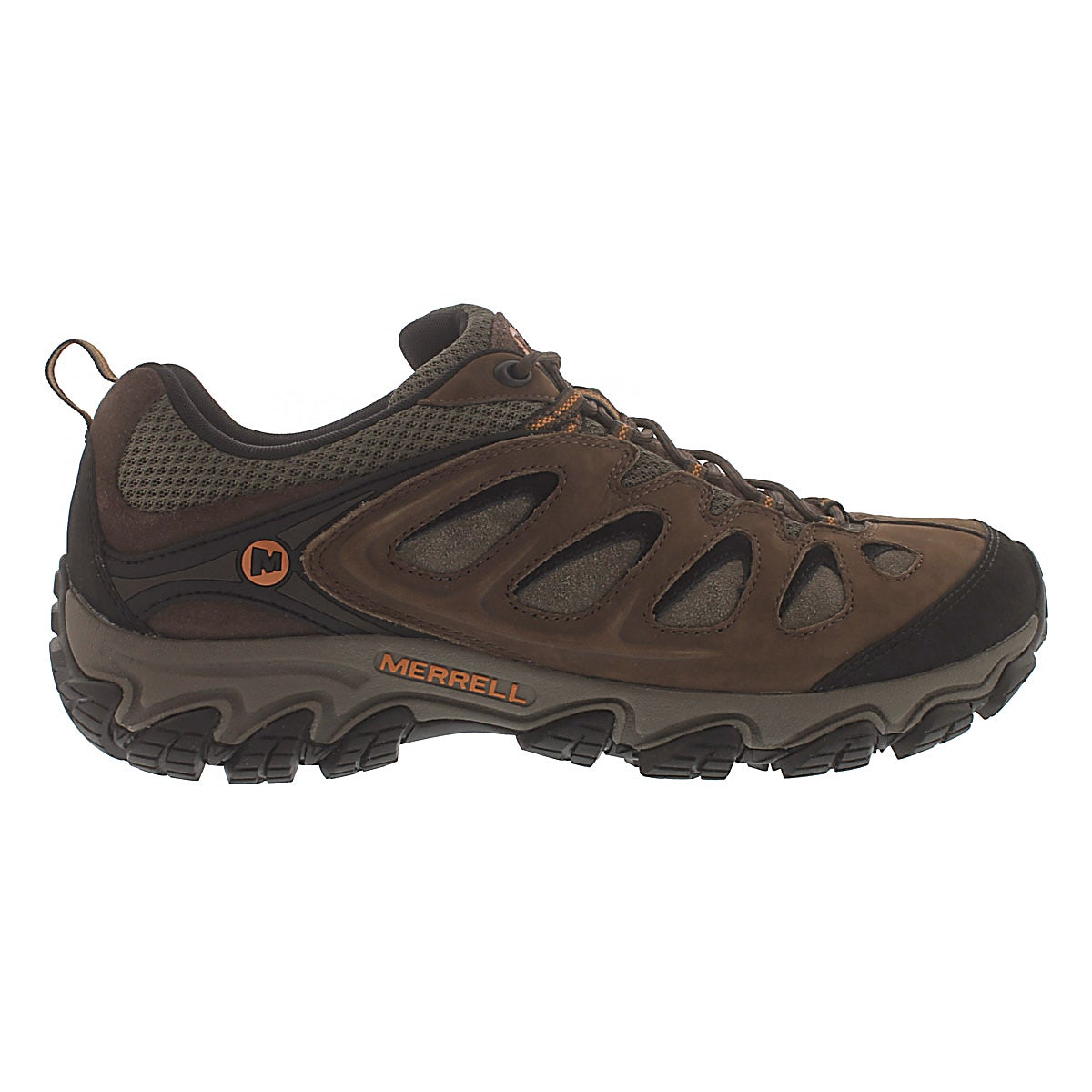 Mns Pulsate brn casual hiking shoe