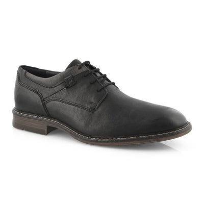 Mns Earl 05 schwarz laceup casual oxford
