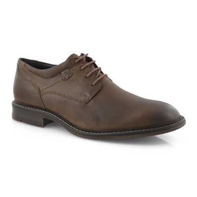 Mns Earl 05 camel laceup casual oxford