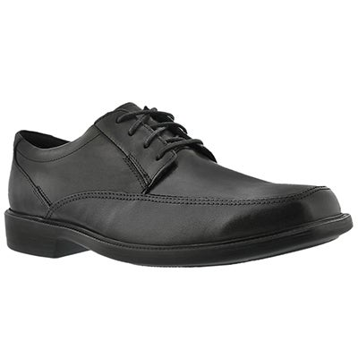 Bostonian Men's IPSWITCH black dress oxfords - Wide