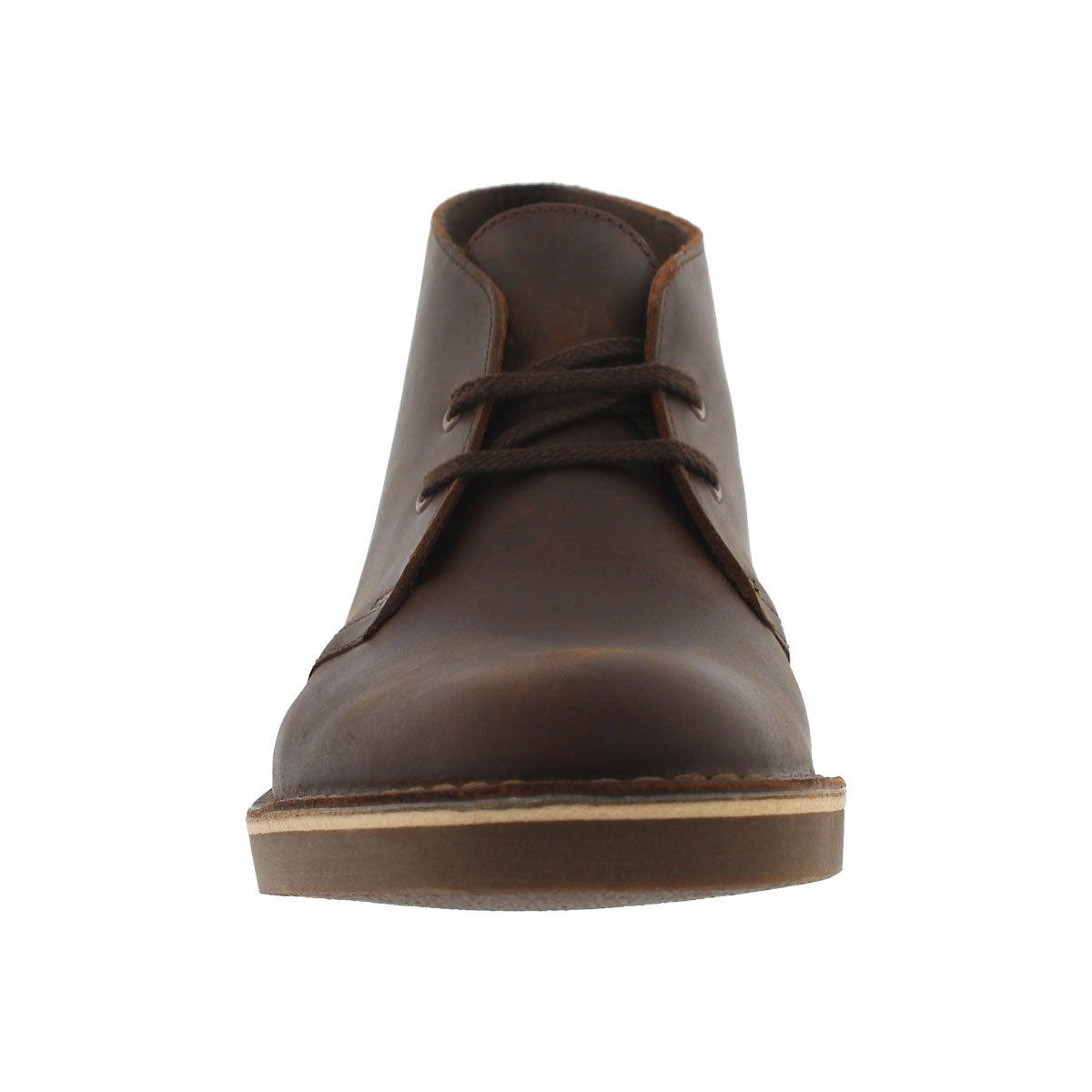 cb0c655ef4c Men's BUSHACRE 2 dark brown desert boots